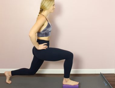 9 Ways to Use Yoga Blocks to Build Strength (No Weights Required)