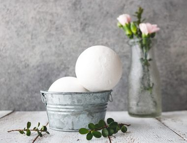 DIY Miracle Bath Bombs for Cold and Flu Relief